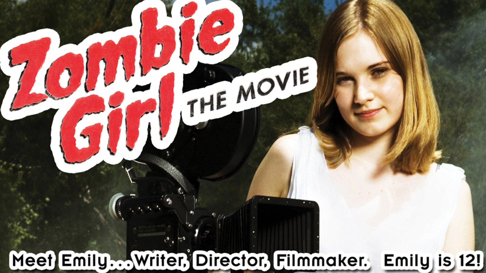 Zombie Girl - Making Horror Film