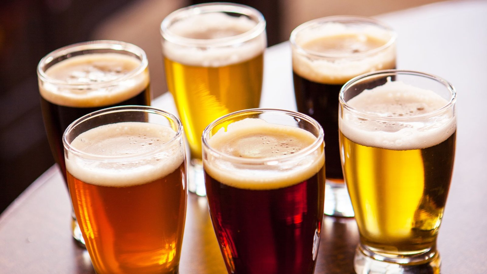 A Grand Tour of Beer Styles