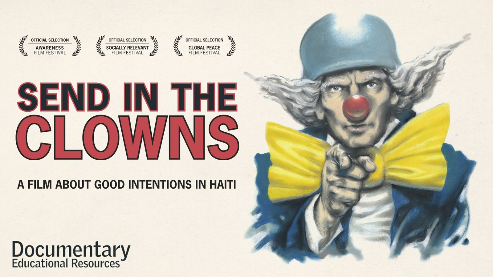 Send in the Clowns - Humor As a Weapon