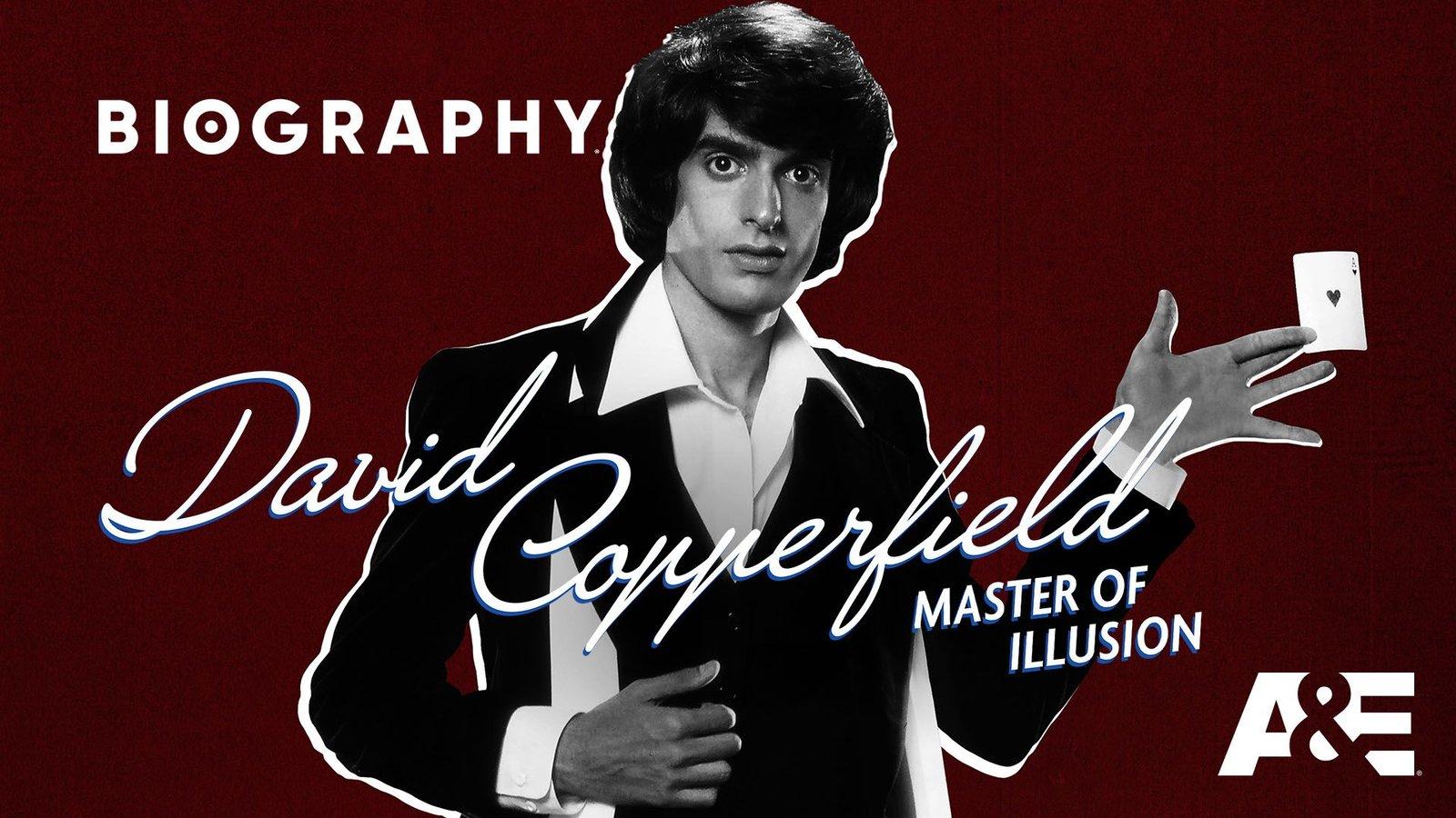 David Copperfield: Master of Illusion