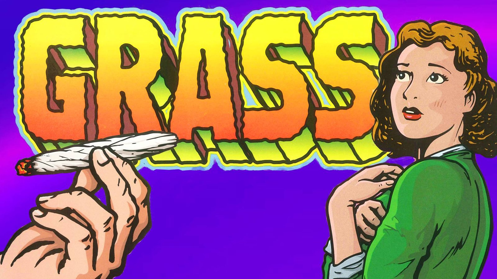 Grass - A History of Recreational Marijuana Use in the Late 20th Century