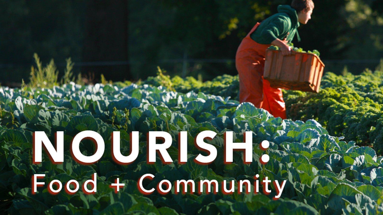 Nourish: Food + Community - Food Choices and the Global Impact