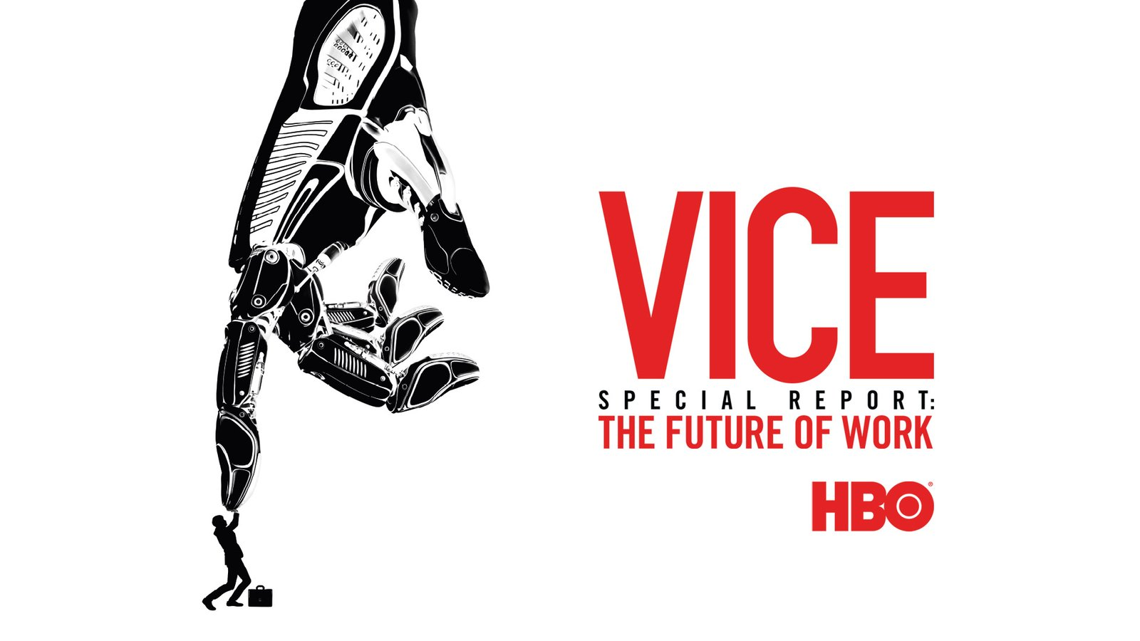 The Future of Work - A Vice Special Report