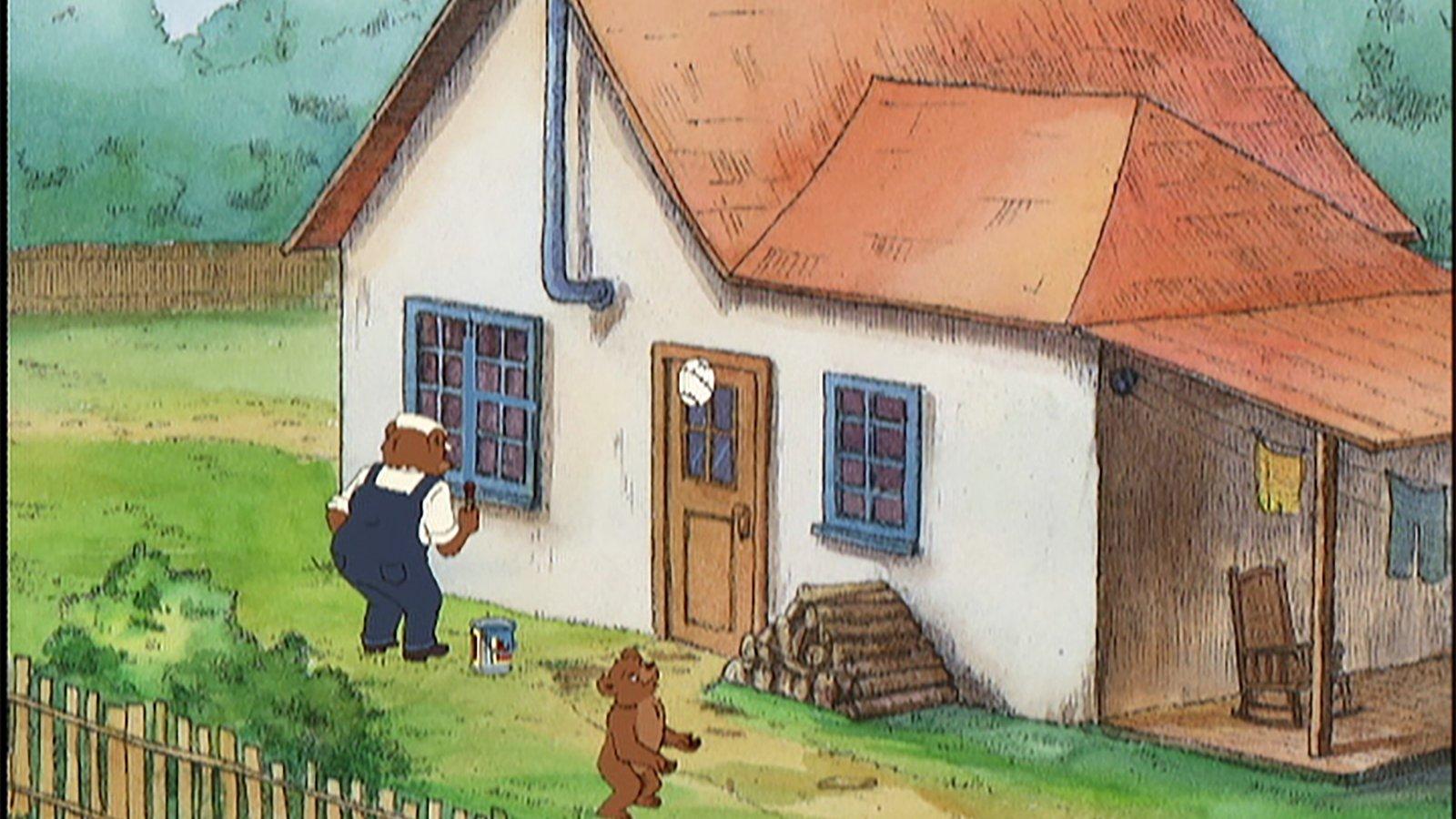 Cat's Shortcut / Little Bear's Bad Day / Captain Little Bear