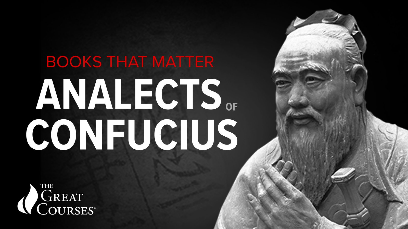 Books that Matter: The Analects of Confucius