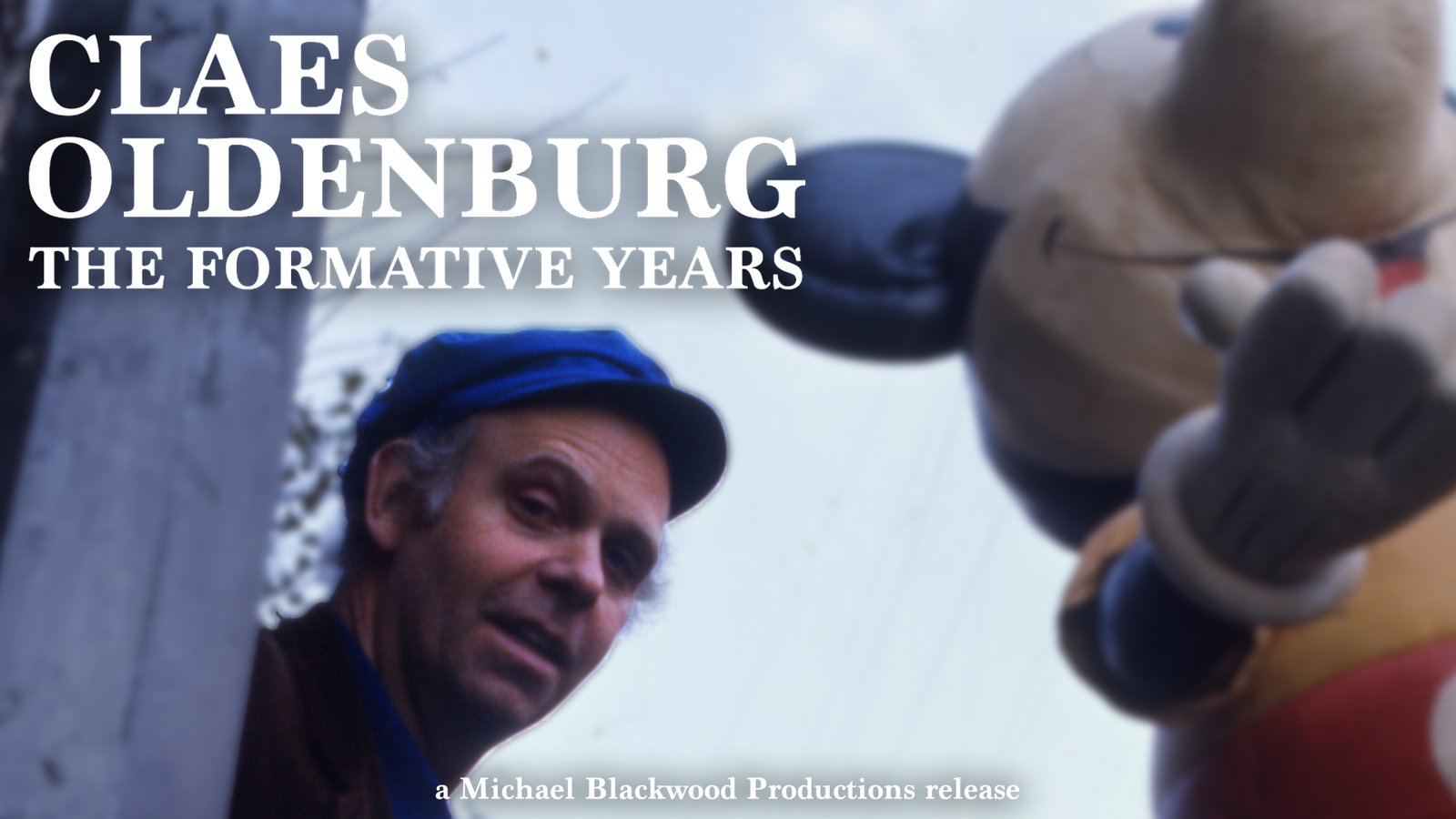 Claes Oldenburg: The Formative Years - The Work of a Pop Artist
