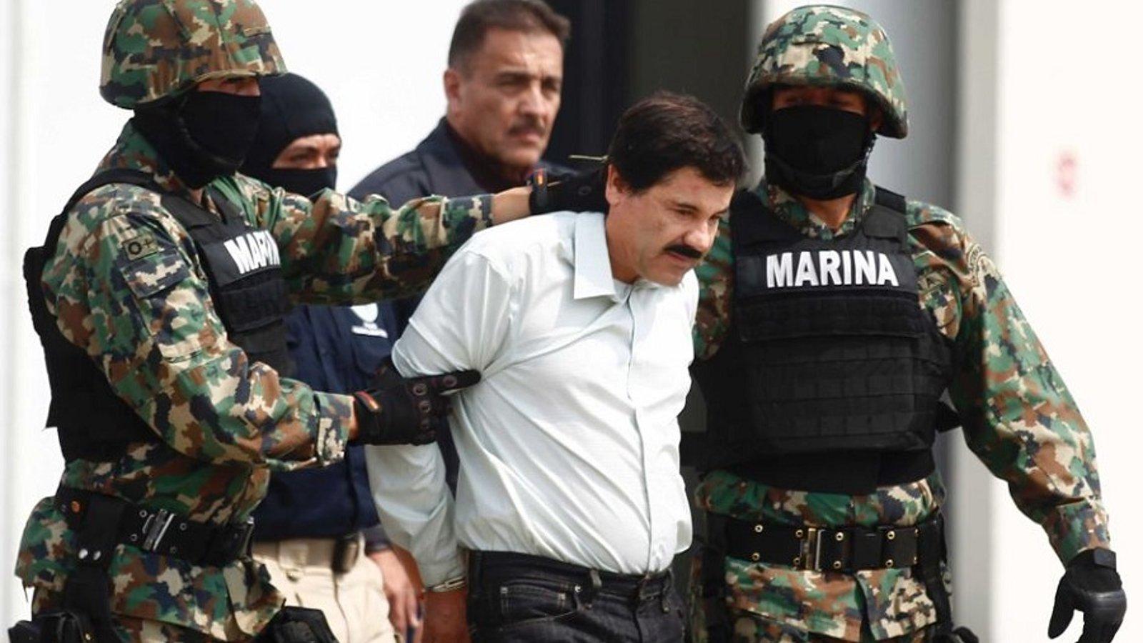 Es el Chapo - The Arrest of a Notorious Drug Kingpin