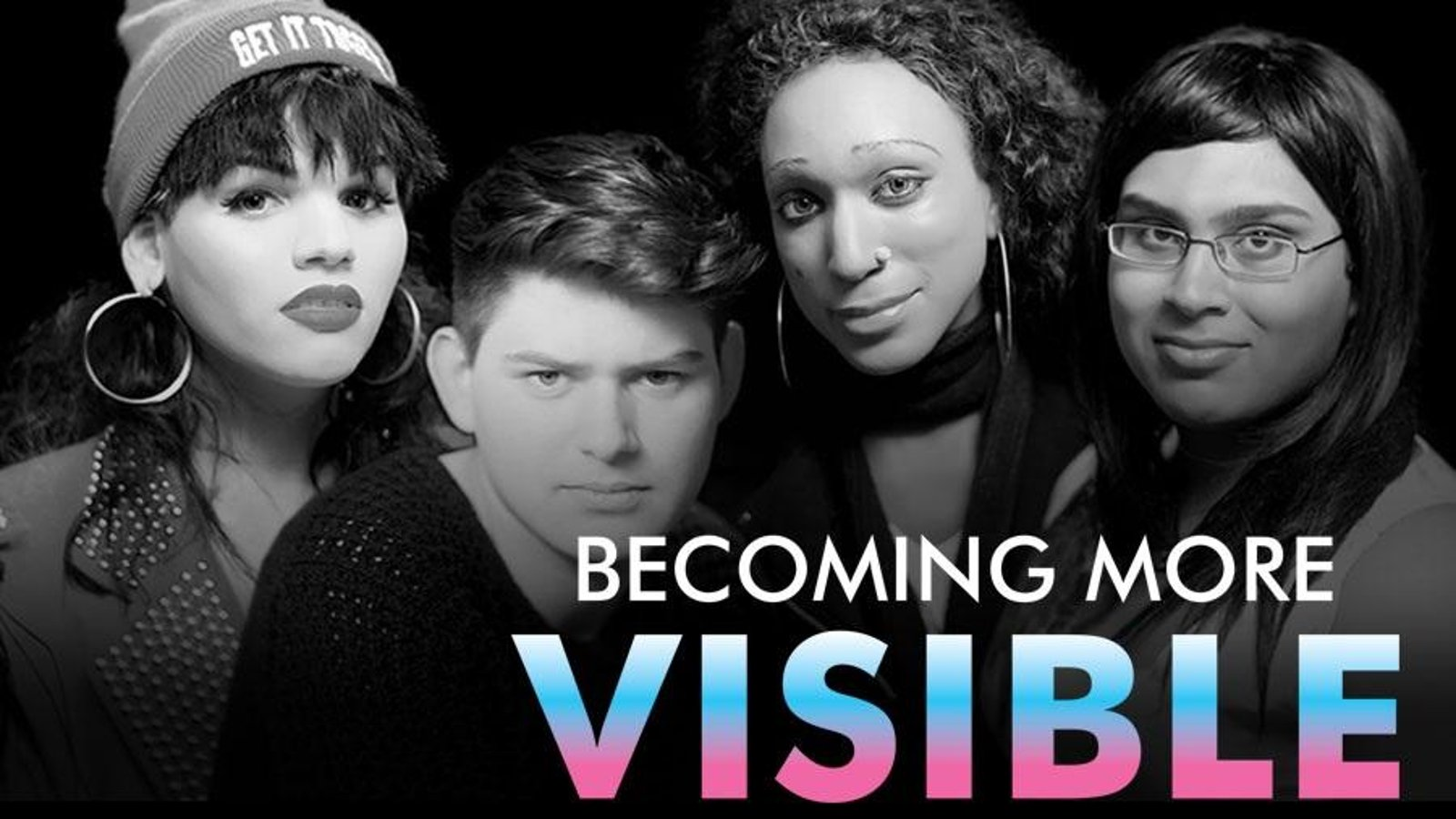 Becoming More Visible - Young Transgender Adults on a Journey to Become More Visible