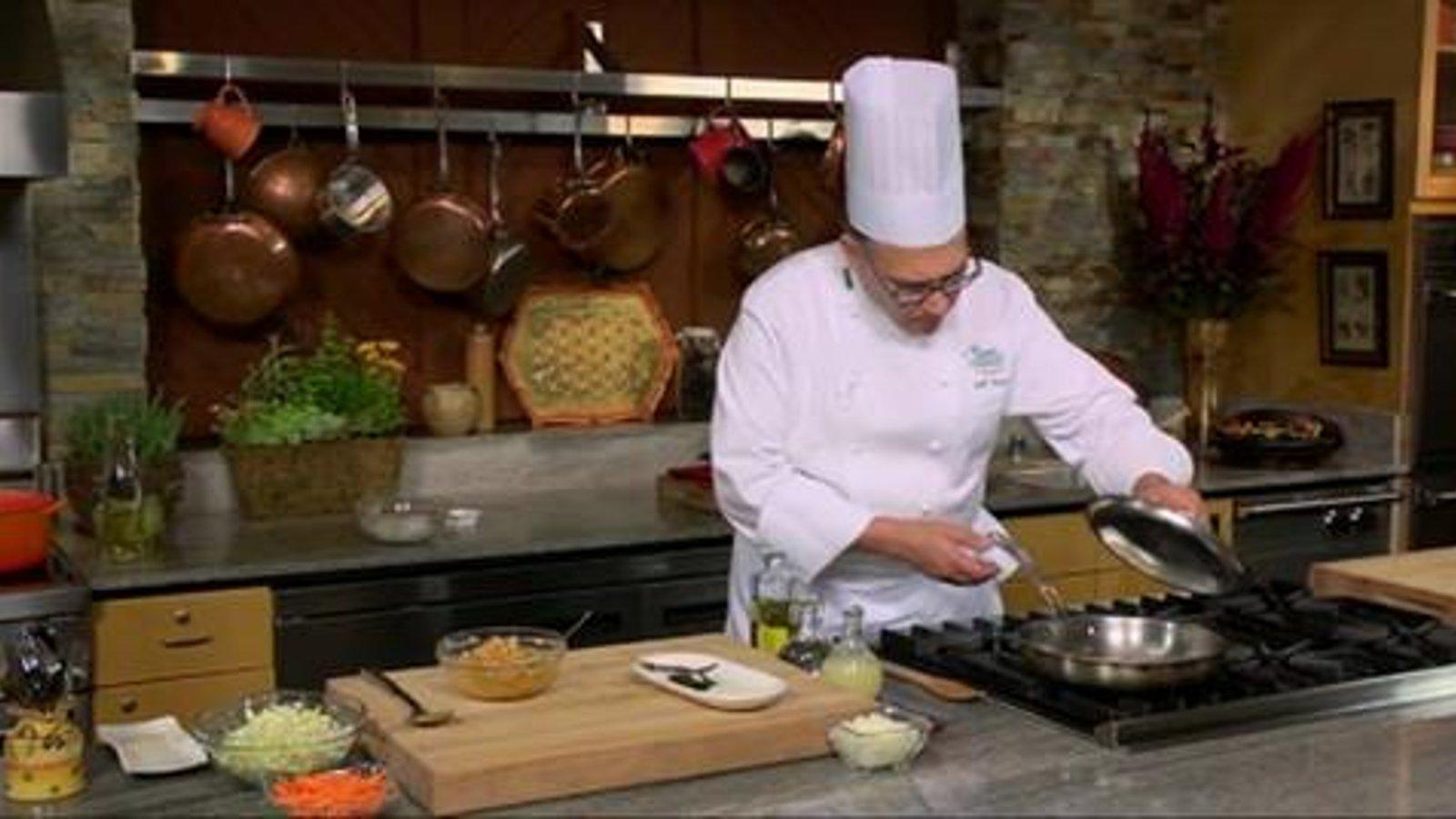 New American Cuisine--The Global Kitchen