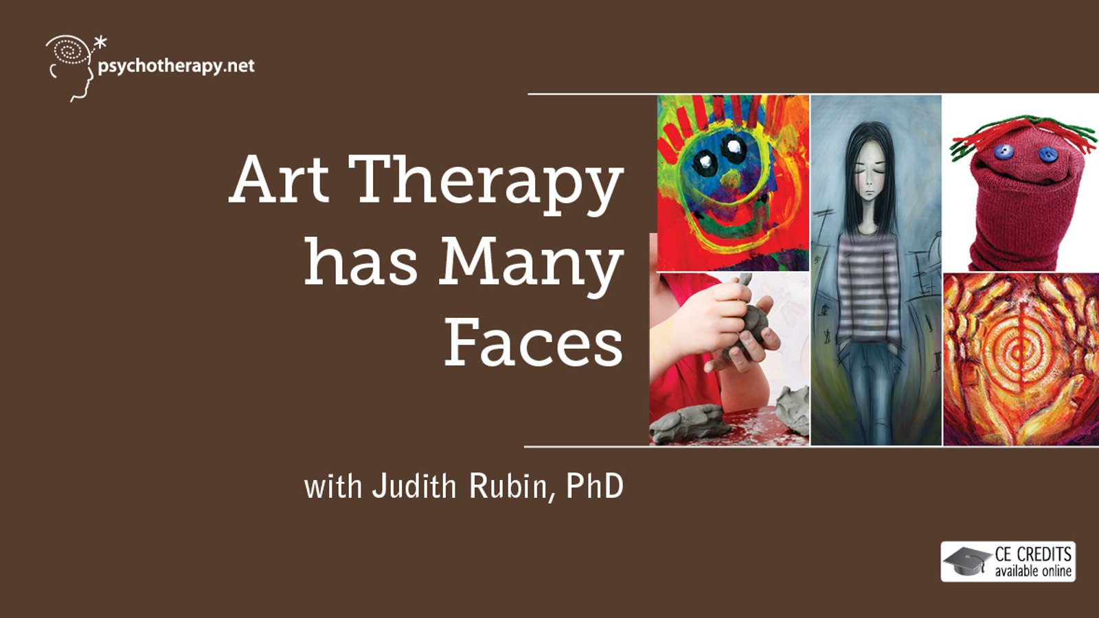 Art Therapy Has Many Faces - With Judith Aron Rubin