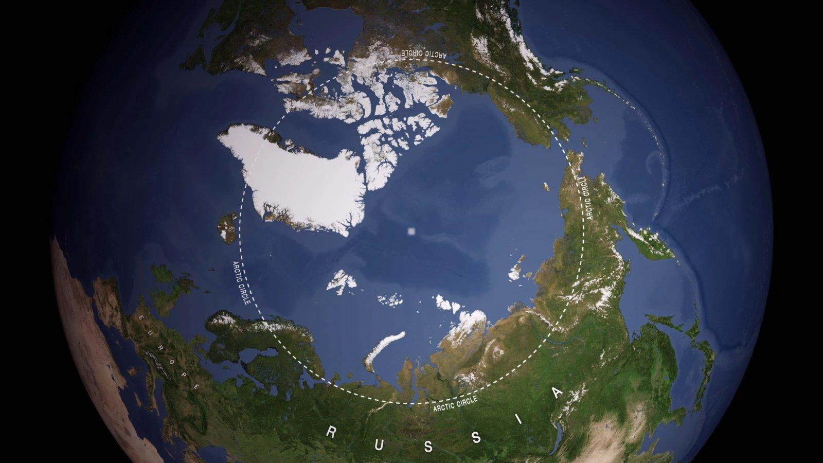 Conquering the Arctic