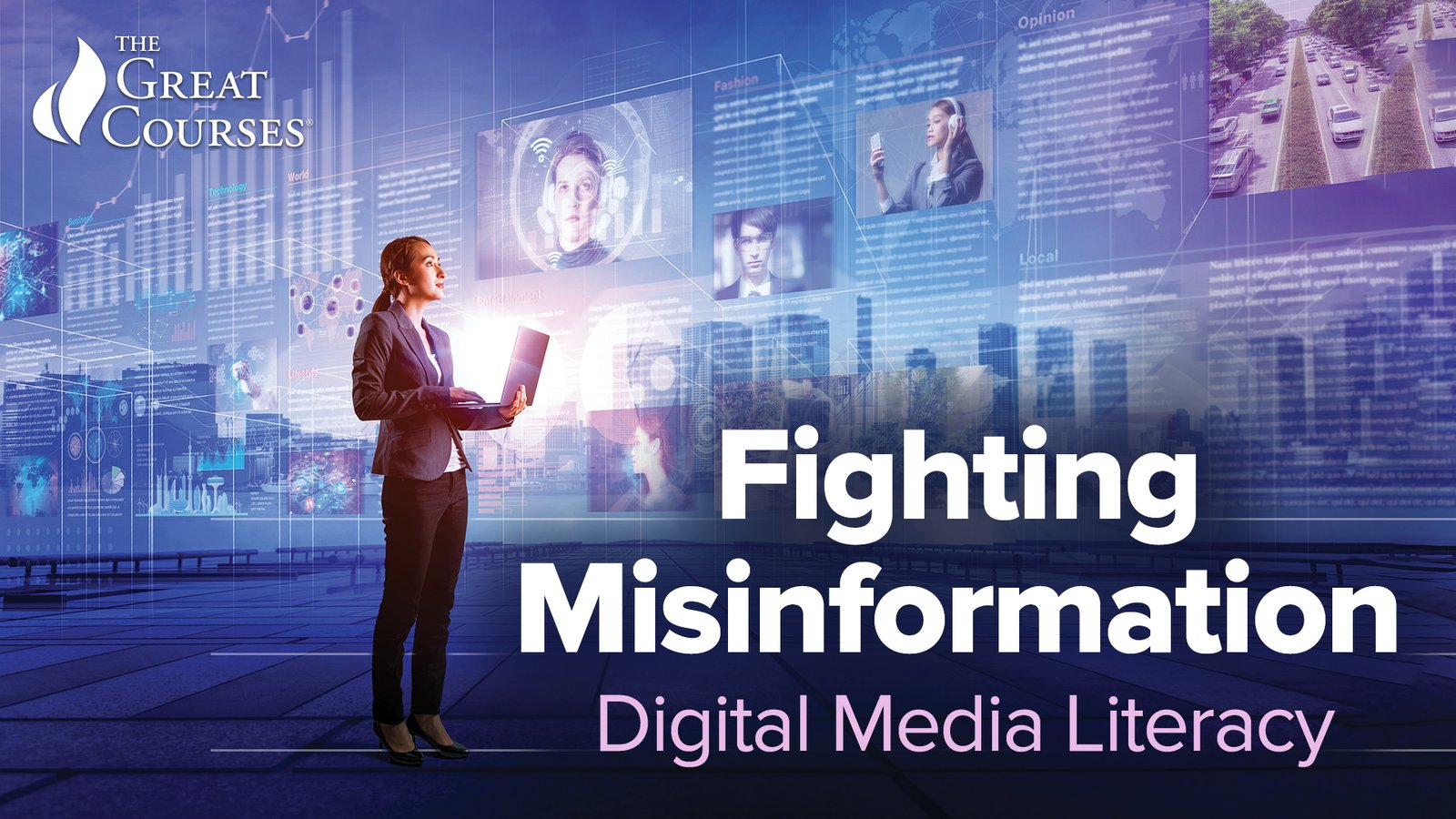 Fighting Misinformation: Digital Media Literacy